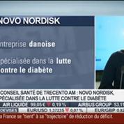 Le conseil santé d'Alice Lhabouz: Novo Nordisk, une société spécialiste de la lutte contre le diabète, dans Intégrale Bourse –