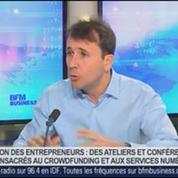 Medef: Permettre aux entreprises d'investir dans les start-up, Thibault Lanxade, dans GMB