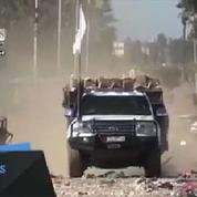 Syrie : plus de 200 civils évacués de Homs