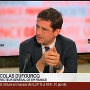 Nicolas Dufourcq, directeur général de la Banque publique d'investissement, dans Le Grand Journal – 2/4