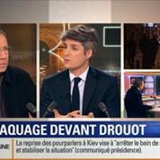 Le Soir BFM: Braquage devant l'hôtel des ventes Drouot, au moins 300 000 euros de bijoux volés 6/6
