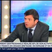 Zoom sur les activités de Norbert Dentressangle: Hervé Montjotin, dans GMB –