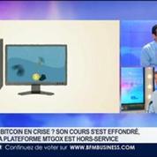 Nicolas Doze: crise bancaire ou crise du bitcoin? –