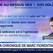 Marc Fiorentino: Or: La hausse vient de Chine