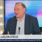 Jean-Marc Daniel: La première grève des taxis