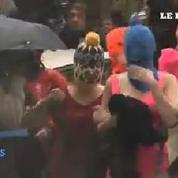 Pussy Riot : «Les conditions de détention ont été très rudes !»