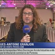 Jacques-Antoine Granjon: l'invité de Ruth Elkrief