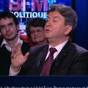 BFM Politique: L'After RMC: Jean-Luc Mélenchon répond aux questions de Véronique Jacquier 6/6