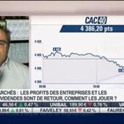 Le Match des traders: Jean-Louis Cussac VS Gérard Sagnier, dans Intégrale Placements