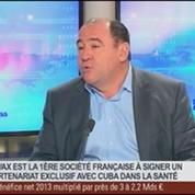Santé: Abivax souhaite devenir leader mondial des vaccins thérapeutiques, Philippe Pouletty, dans GMB