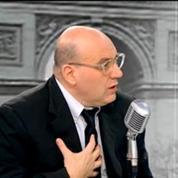 Julien Dray estime que Jean-Luc Mélenchon a un problème avec lui-même