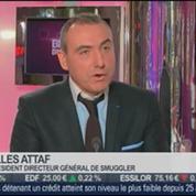 Le Paris de Gilles Attaf, Smuggler, dans Paris est à vous –