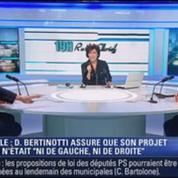 Barbara Pompili et Guillaume Peltier: le face à face de Ruth Elkrief