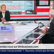 Dominique Maillard, président du directoire de RTE, dans Le Grand Journal – 2/4