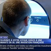 Culture Geek: L'imprimante 3D, une invention française