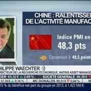 Analyse de la situation macro-économique: Philippe Waechter, dans Intégrale Bourse –
