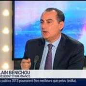 Informatique: Le mainframe porte 13% du PIB national, Alain Benichou, dans GMB