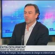 Tourisme de luxe: Le marché est victime d'infobésité, Quentin Desurmont et Capucine Graby, dans GMB