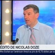 Nicolas Doze: un euro fort est un poison pour le business