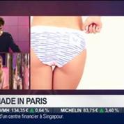 Made in Paris: Charline Goutal, Ma p'tite culotte, dans Paris est à vous –