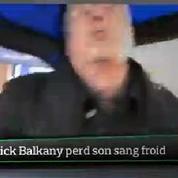 Top Média : Patrick Balkany arrache la caméra d'un journaliste