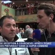 JO / Sotchi : Décéption à Courchevel après l'échec de Pinturault