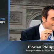 Ukraine : gauche et droite s'opposent sur l'opportunité de sanctions