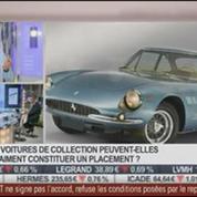 Investir dans une voiture de collection: Matthieu Lamour, dans Intégrale Placements