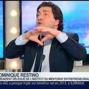 APCE: C'est la base de référence d'informations, Dominique Restino, dans GMB