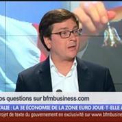 Italie: la troisième économie de la zone euro joue-t-elle avec le feu ?, dans Les Décodeurs de l'éco 2/5