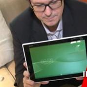[MWC 2014] : Xperia Z2 Tablet, une tablette étanche, puissante et ultra fine