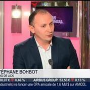 Made in Paris: Stéphane Bohbot, Lick, dans Paris est à vous –