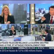 Olivier Roussat, Bouygues Telecom, dans l'invité de BFM Business –