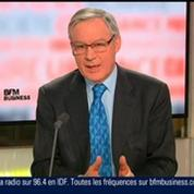 Christian Noyer, gouverneur de la Banque de France, dans Le Grand Journal – 2/4