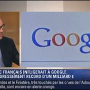 Le Soir BFM: Le fisc redresse Google d'un milliard d'euros 2/6
