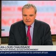 Jean-Louis Chaussade, directeur général de Suez environnement, dans Le Grand Journal – 2/4