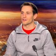 De retour en France, Renaud Lavillenie revient sur son record sur BFMTV