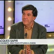 La minute hebdo de Jacques Sapir : Mario Draghi a-t-il eu raison de ne rien faire ?