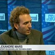 Rubrique nouvelles technologies: Paypal, Flappy Bird et Shazam: Alexandre Mars, dans Le Grand Journal de New York 4/4