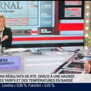 Dominique Maillard, président du directoire de RTE, dans Le Grand Journal – 1/4