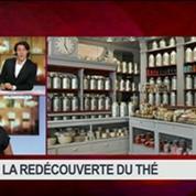 À la redécouverte du thé, dans Goûts de luxe Paris – 4/8