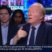 BFM Politique: Brice Hortefeux face à Olivier Faure 5/6