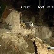 Éboulement sur un chalet à Isola-Village : deux enfants retrouvés morts