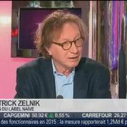 Le Paris de Patrick Zelnik, Naïve, dans Paris est à vous –