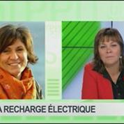 La recharge des voitures électriques: Isabelle Rivière et Pascal Houssard, dans Green Business – 2/4