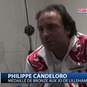 Candeloro : C'est une super salle à propos de