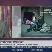 Le Paris de Christophe Robert, Fondation Abbé Pierre, dans Paris est à vous –