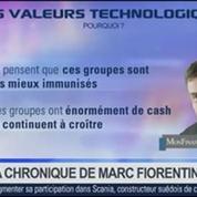 Marc Fiorentino: Valeurs technologiques: Les nouvelles valeurs refuges
