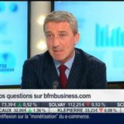 Les perspectives des marchés américains: David Ganozzi, dans Intégrale Bourse –