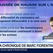 Marc Fiorentino: Investisseurs: L'euro sert de valeur refuge